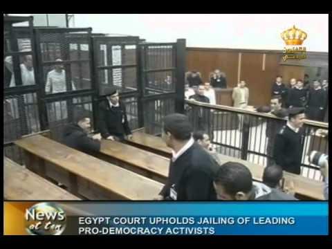 English News at ten in Jordan Television 07-04-2014