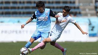Y.S.C.C.横浜vs鹿児島ユナイテッドFC J3リーグ 第5節