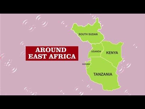 Around East Africa; Kitaka takes over KCCA