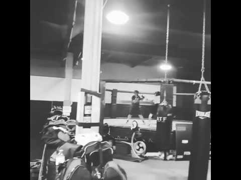 Wednesday Night Boxing Sparring At Xtreme Couture (Toronto)