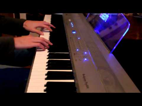 Fairy Tail - Main Theme (Slow Version) - Piano