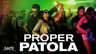 Proper Patola - [GOLDONE] | Namaste England | Arjun | Parineeti | Badshah | Diljit | Aastha