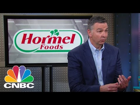 Hormel Foods Corp President/COO: Natural Growth | Mad Money | CNBC