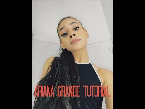 ARIANA GRANDE TRANSFORMATION