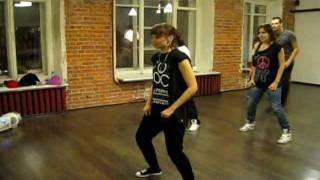 Школа танцев STEP2DANCE (hip-hop, house, jazz-funk, ragga, vogue)