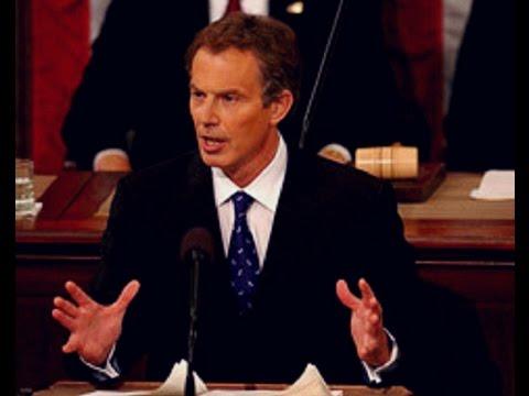 Tony Blair - U.S. Congress Speech