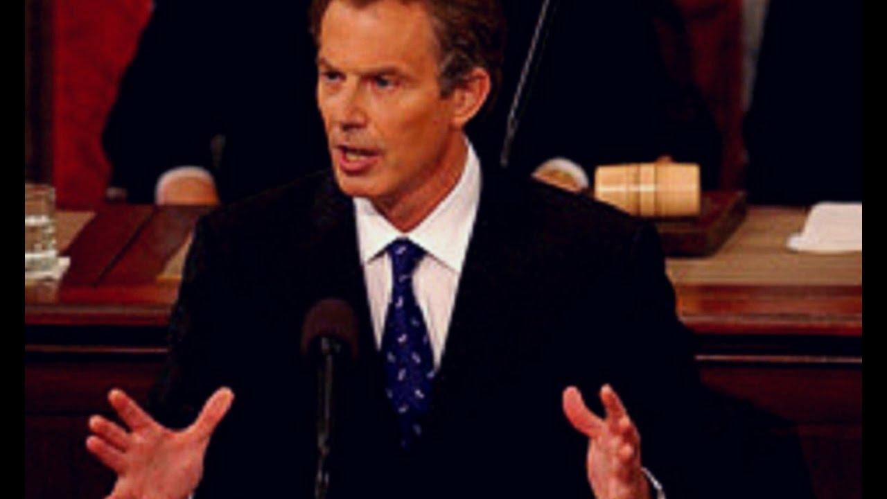 Tony Blair - U S  Congress Speech