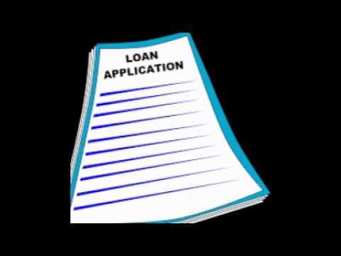 any loan application form