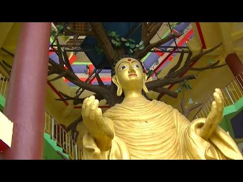 AMAZING UNKNOWN JEWEL OF IPOH, Tibetan Buddhist Temple, IN DEPTH REVIEW