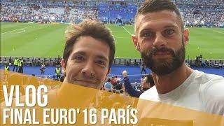 Vlog Final Euro'16 París