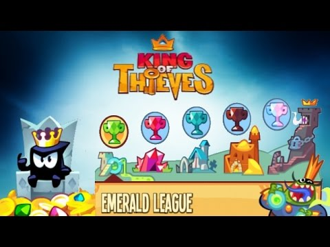 King of Thieves: NEW UPDATE! Guild chat and new Leagues!