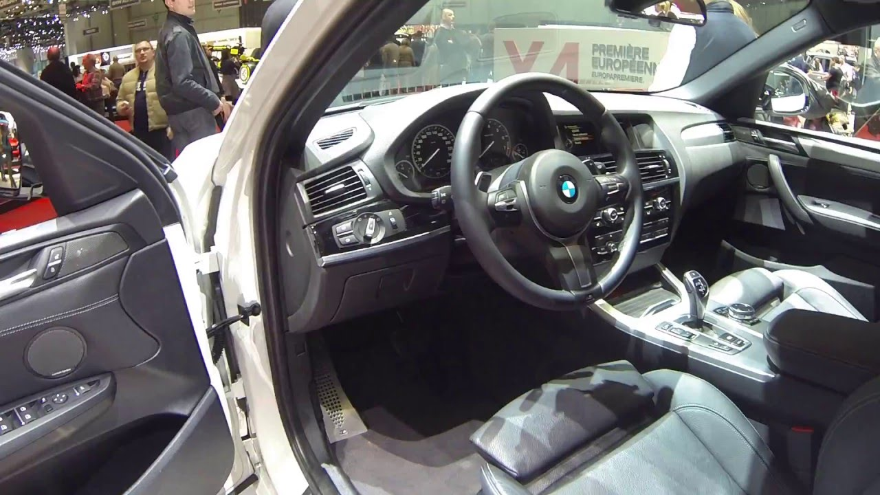 BMW X4 F26 OBD2 Diagnostic Port Location