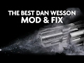 The Best & Only Professional Mod for Dan Wesson Pellet Revolver POWER & TUNE UP FIX - 1080p HD