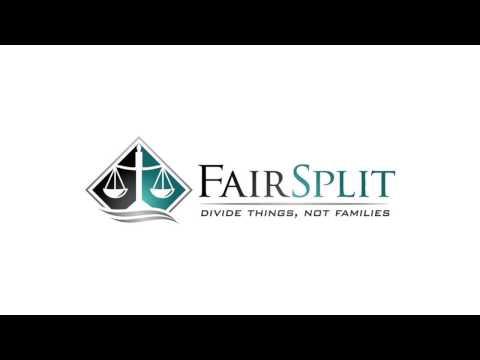 Dividing Estate Assets with FairSplit.com