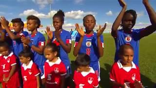 CU20W 2018: United States vs Haiti Highlights