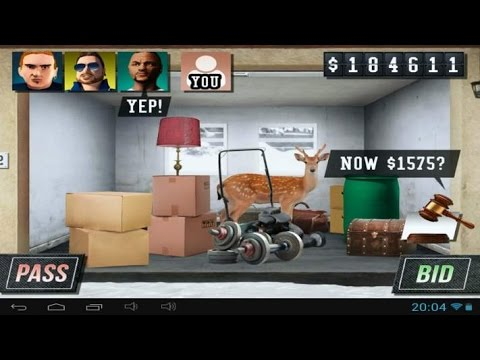 Auction Wars : Storage King - Android and iOS gameplay PlayRawNow