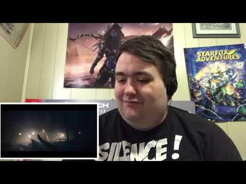 resistance exclusive trailer #1 reaction