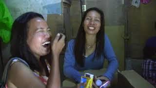 FILIPINA BEAUTY JESSICA OPEN HER PRETEND BALIKBAYAN GROCERIES