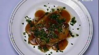 Steamed Fish In Ginger & Orange Sauce - Nikhil Rastogi - Rasm-e-rasoi