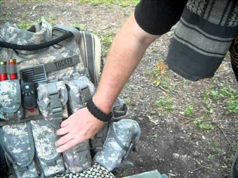 Iba Otv Interceptor Body Armor Outer Tactical Vest Youtube