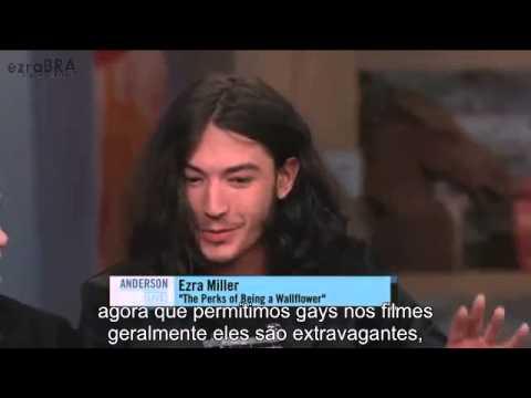 """Ezra fala sobre personagem em """"As Vantagens"""" - Ezra Miller Brasil"""
