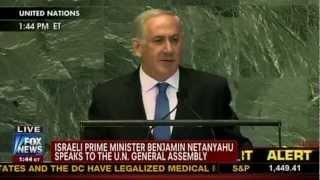 Israeli Prime Minister Benjamin Netanyahu's Speech To The U.N.