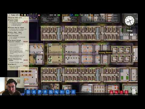 Prison Architect - Minimum/Normal Security Prison (FEMALE!) #14 (END)