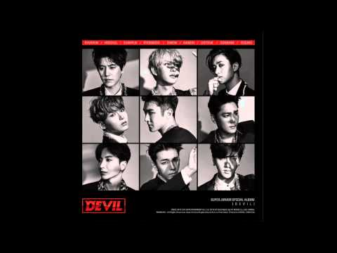 SUPER JUNIOR – DEVIL [SPECIAL ALBUM] (Audio)