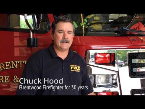 30 Years at the Brentwood Fire Department