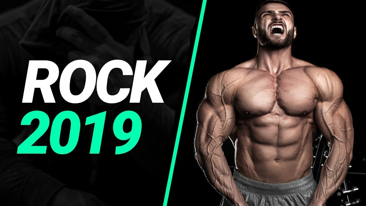 Best Rock Gym Workout Music Mix ☠️ Top 10 Workout Songs 2019