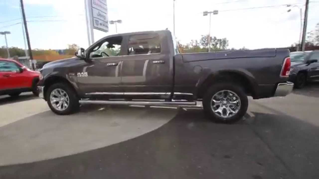 2016 Dodge Ram 1500 Limited | Granite Crystal | GS143160 | Mt Vernon ...