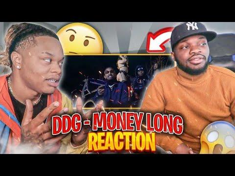 DDG x OG Parker ft. 42 Dugg – Money Long (Official Music Video) | REACTION