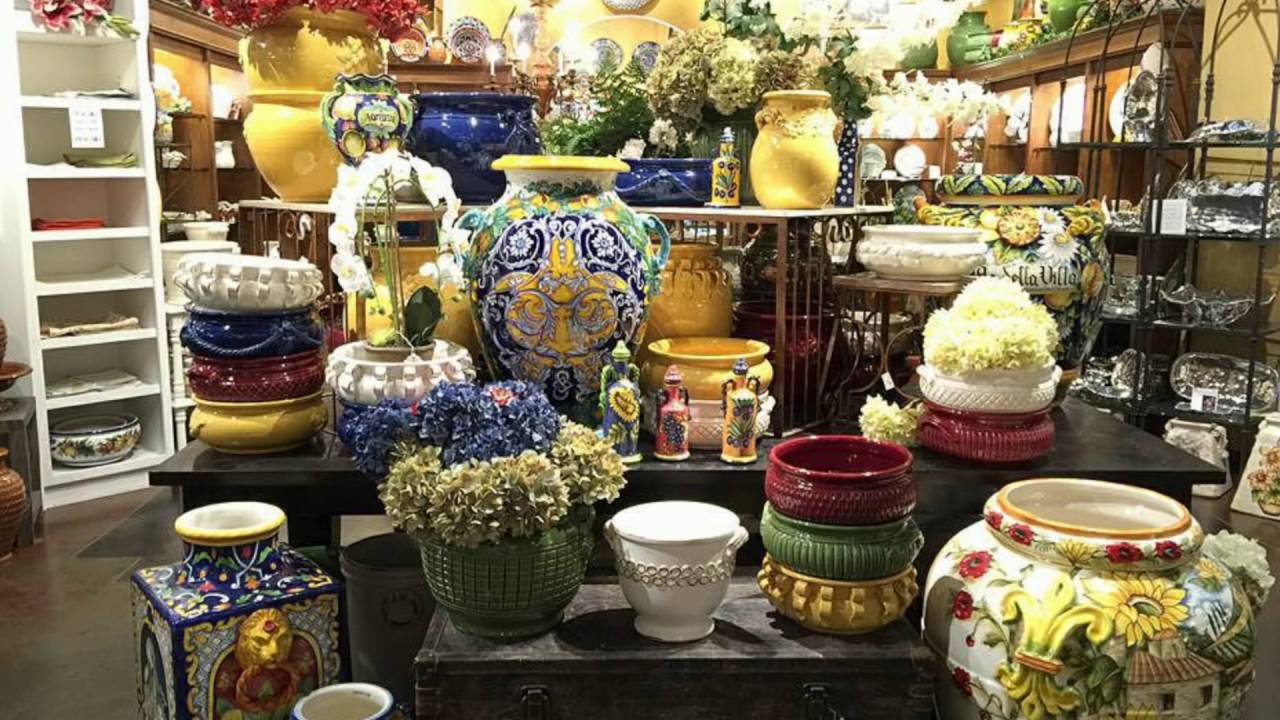Pottery Store Dallas 3 Tips For Choosing Pottery From Jacksons Youtube