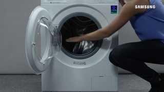How-to; Hoe installer je je Samsung wasmachine?