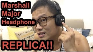 Video Marshall Major Headphone Replica - Is it as Good? download MP3, 3GP, MP4, WEBM, AVI, FLV Agustus 2018