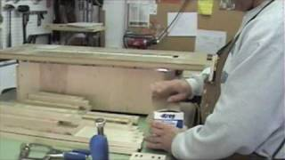 Tone's Corner Cabinet - Pocket Hole Jointery