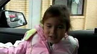 Gabriella (5) sings Last Christmas