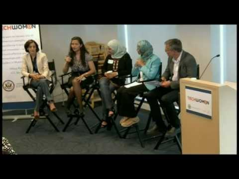Technology and its impact in the MENA region at Google SF