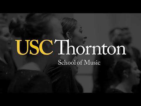 USC Thornton - Choral Music Students & Alumni