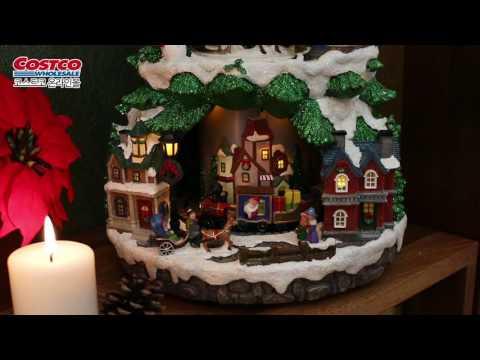 Costco Online | LED Tree w/ Animated Scene