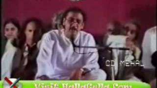 Mushaira   Nawaz Deobandi   Ghazal   HallaGulla Com clip3