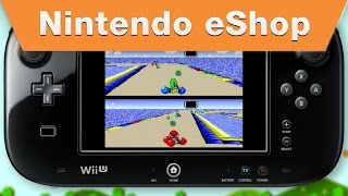 Nintendo eShop - Super Mario Kart on the Wii U Virtual Console