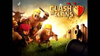 Música de combate do clash of clans