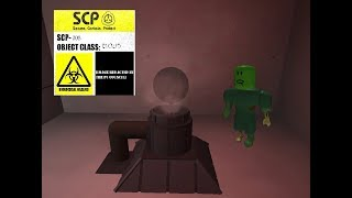 PLAGUE ZOMBIE - Roblox SCP 008