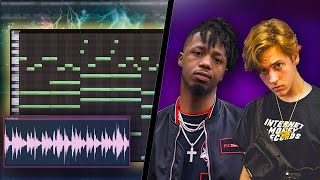 How Industry Producers Make Their Melodies | Fl Studio