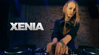 XENIA UA - Live @ Radio Intense Kyiv 4.12. 2019 // Techno Mix