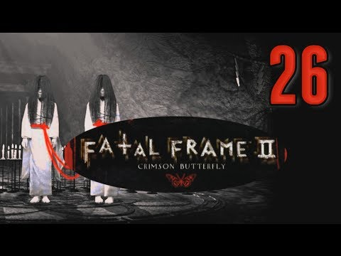 ROAMING AROUND FOUND TWIN SISTER MAYU - Fatal Frame II: Crimson Butterfly [26] 零~紅い蝶~ Horror