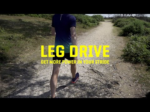 Sport Walking Top Tips Leg Drive: How to get more power into your walking stride
