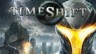 CGRundertow TIMESHIFT for Xbox 360 Video Game Review