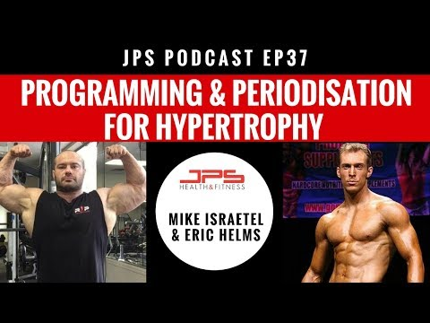 Programming & Periodisation For Hypertrophy  - Roundtable With Mike Israetel & Eric Helms